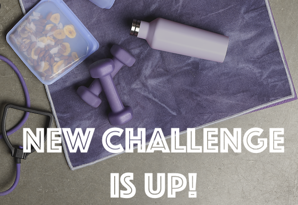 New Challenge is Up